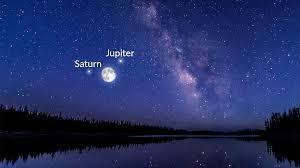 jupiter saturno